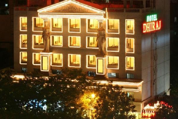 Hotel Dhiraj - Mumbai - Building