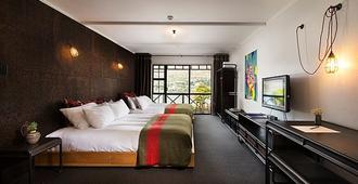 Sherwood Queenstown - קווינסטאון - חדר שינה