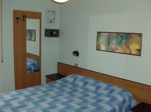 Hotel Niagara Rimini - Rimini - Phòng ngủ