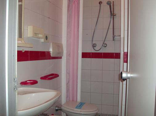 Hotel Niagara Rimini - Rimini - Phòng tắm