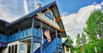 Nordic Inn - Crested Butte - Building