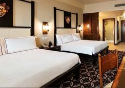 Disney Explorers Lodge - Hong Kong - Bedroom