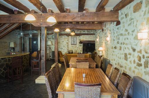 Casa Rural El Arrabal de Siguenza - Sigüenza - Restaurant