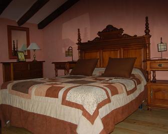 Casa Rural El Arrabal de Siguenza - Sigüenza - Bedroom