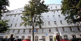 Hostel Dakura - פראג - בניין