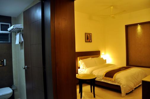 Hotel Prince Gardens - Coimbatore - Bedroom