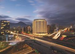 Hotel Cumbres Vitacura - Сантьяго - Building