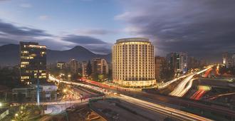 Hotel Cumbres Vitacura - Santiago - Rakennus