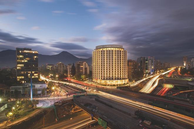 Hotel Cumbres Vitacura - Santiago - Toà nhà