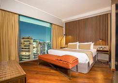 Hotel Cumbres Vitacura - Santiago - Phòng ngủ