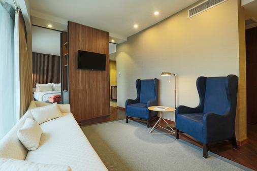 Hotel Cumbres Vitacura - Santiago - Olohuone