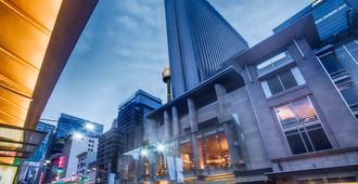 悉尼希爾頓酒店 - 雪梨 - 建築
