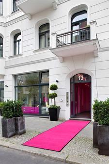 柏林-米特魯卡斯 11 號飯店 - 柏林 - 建築