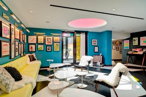 The Verb Hotel - Boston - Lounge