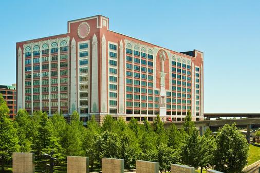 Red Lion Hotel St. Louis City Center - St. Louis - Building