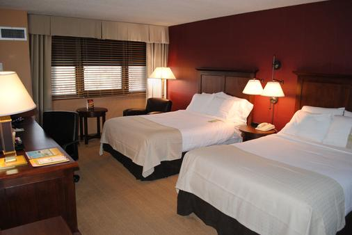 Adam's Mark Hotel & Conference Center At The Sports Stadium Complex - Kansas City - Bedroom