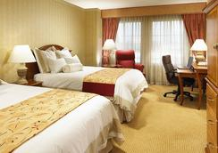 San Mateo Marriott San Francisco Airport - San Mateo - Κρεβατοκάμαρα