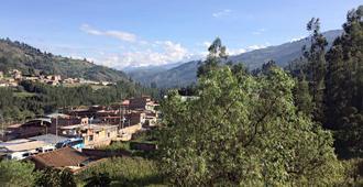 Eco Hotel Banderas - Huaraz - Outdoors view