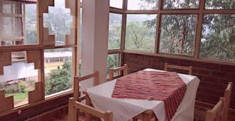 Eco Hotel Banderas - Huaraz - Dining room