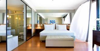 Pestana Rio Atlantica - Rio de Janeiro - Phòng ngủ