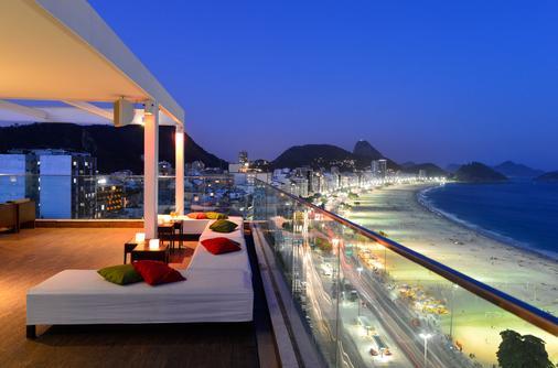Pestana Rio Atlantica - Rio de Janeiro - Balcony