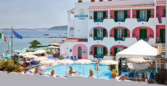 Hotel Solemar Terme Beach & Beauty - Ischia - Edificio