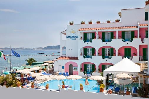 Hotel Solemar Terme Beach & Beauty - Ischia - Rakennus