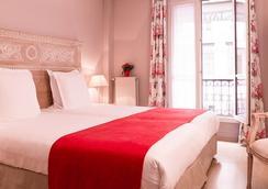 Hotel Taylor - Pariisi - Makuuhuone