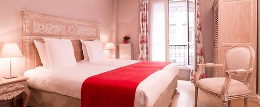 Hotel Taylor - Paris - Bedroom