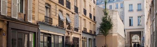 Hotel Taylor - Pariisi - Rakennus