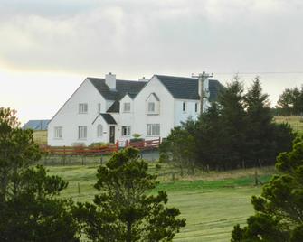 Wardicott - Stornoway - Gebäude