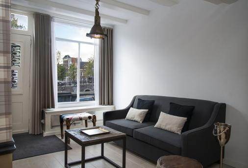 Max Brown Hotel Canal District - Amsterdam - Living room
