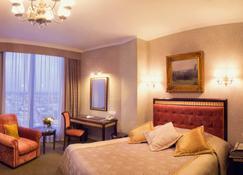 Visotsky Hotel - Yekaterinburg - Bedroom