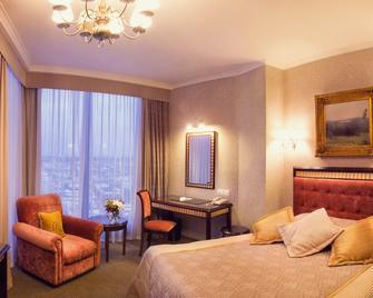 Visotsky Hotel - Екатеринбург - Спальня
