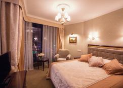 Visotsky Hotel - Yekaterinburg - Kamar Tidur