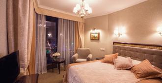 فيسوتسكي هوتل - يكاترينبورغ - غرفة نوم