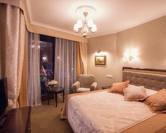 Vysotsky Hotel - Yekaterinburg - Bedroom