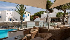 Poseidon Hotel & Suites - Mykonos - Patio
