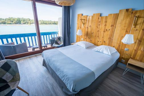 Le Relais Du Lac - Hossegor - Schlafzimmer