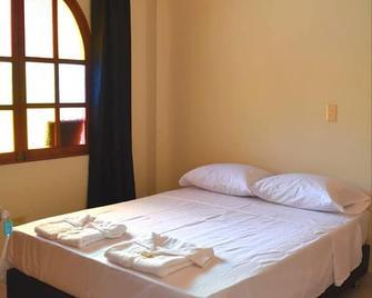 Hotel Boutique Los Gentiles - Santa Fe de Antioquia - Schlafzimmer