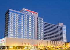 Hilton Garden Inn Tanger City Center - Tanger - Gebouw