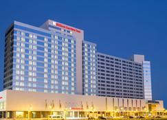 Hilton Garden Inn Tanger City Center - Tánger - Edificio