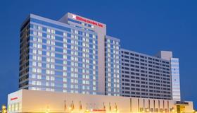 Hilton Garden Inn Tanger City Center - Tangier - Building