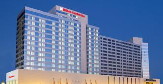 Hilton Garden Inn Tanger City Center - Tangier - Building