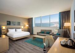 Hilton Garden Inn Tanger City Center - Tangier - Phòng ngủ