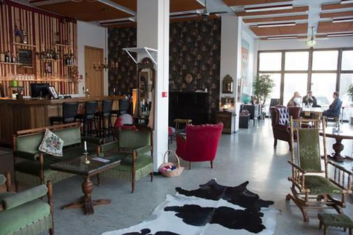 Bus Hostel Reykjavik - Reykjavik - Lounge
