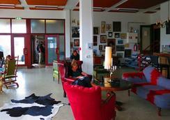 Bus Hostel Reykjavik - Reykjavik - Lobby