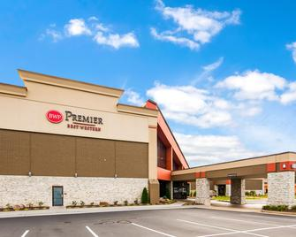Best Western Premier Alton-St. Louis Area Hotel - Alton - Building
