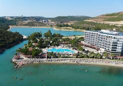 Tusan Beach Resort - Kuşadası - Beach