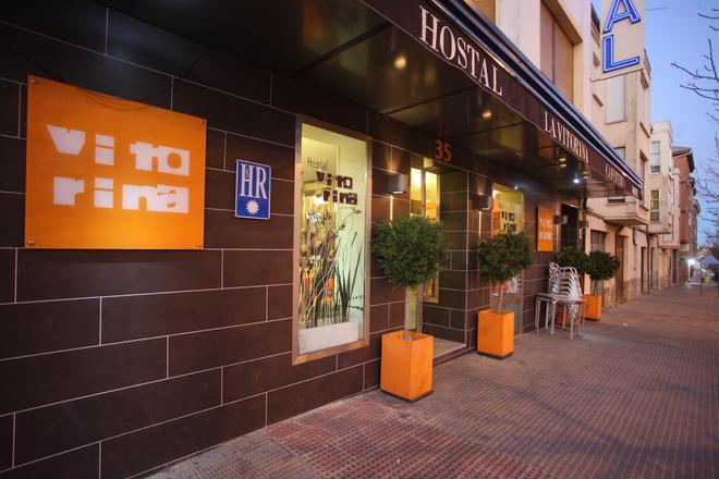 Hostal Vitorina - Soria - Edificio
